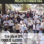 Festa Encerramento Projeto Fornos Vida