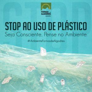 STOP ao Uso do Plástico