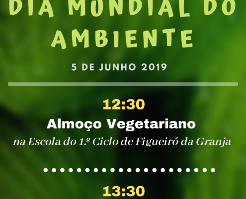 DIA MUNDIAL DO AMBIENTE 2019