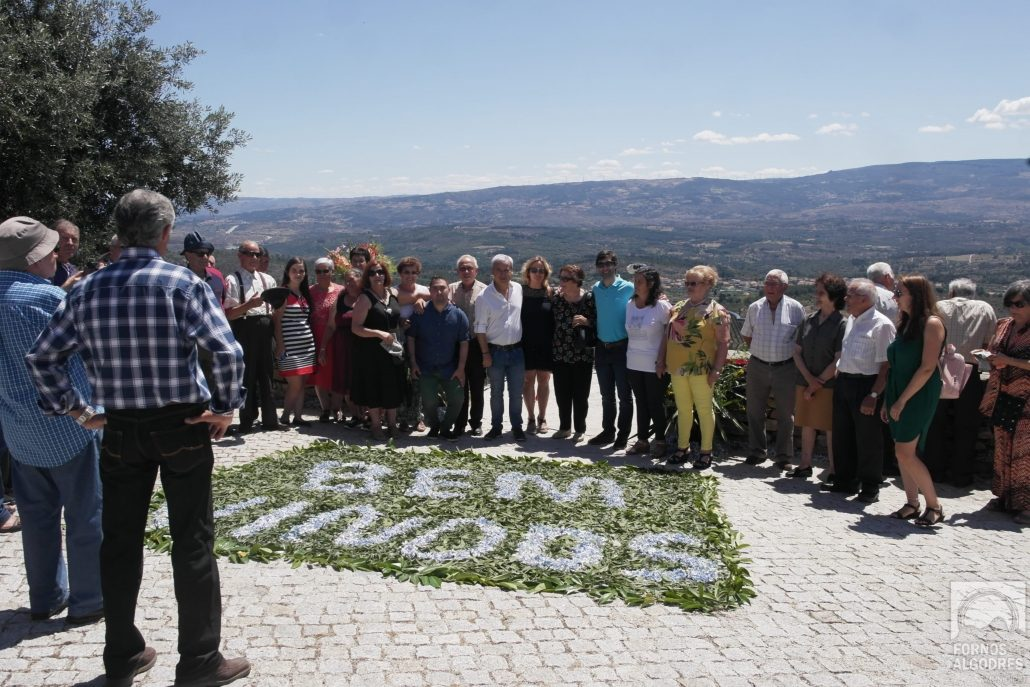 Inauguração Miradouros - OP 2018