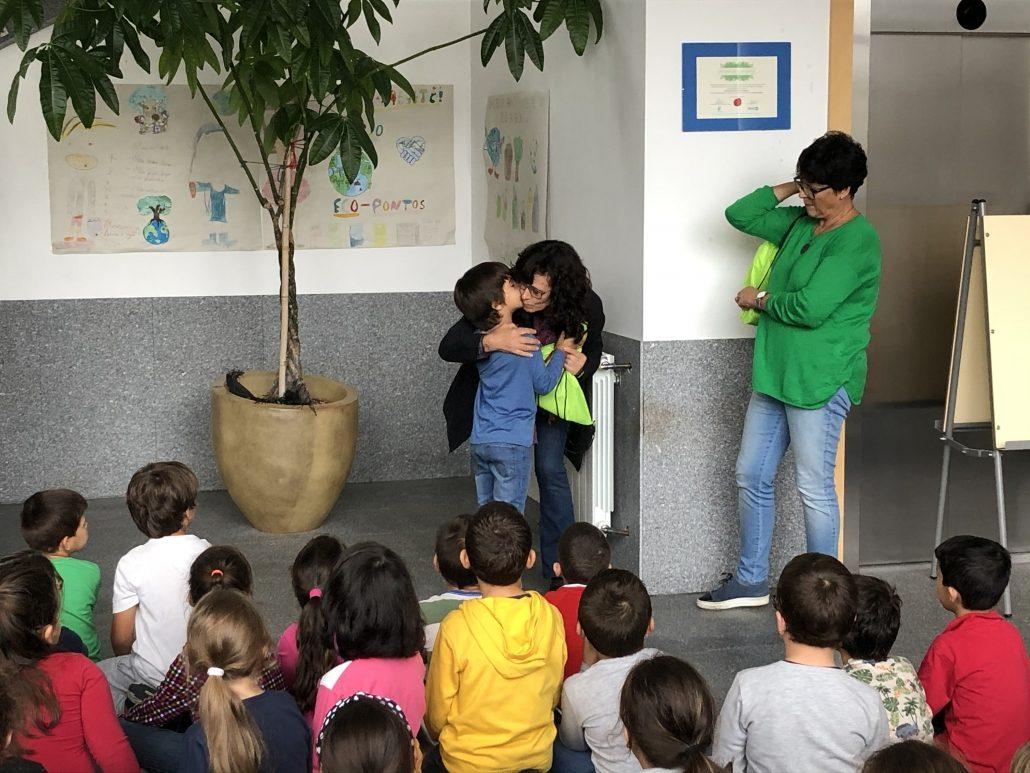 Sensibilização Ambiental Escolar